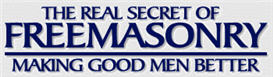 Real Secret of Masonry